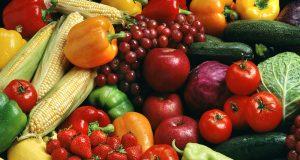 Плодове и зеленчуци.