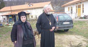 Майка Анастасия и отец Александър.