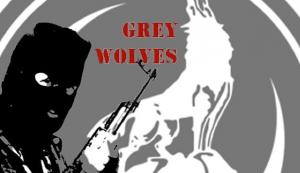 Терористичната групировка Сивите вълци.