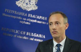министър Вълчев