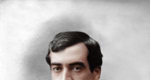 Пейо Яворов (01.I.1878 - 17.X.1914)