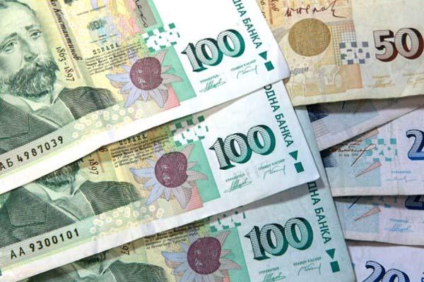 Левови банкноти.