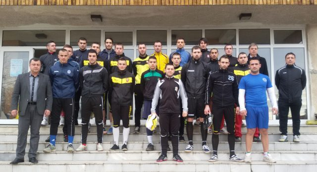 "Общинският футболен клуб ""Павликени""."