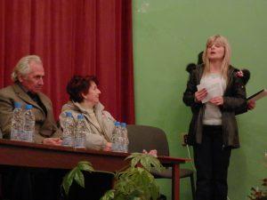 Г-жа Албена Тодорова - Кмет на гр. Бяла черква