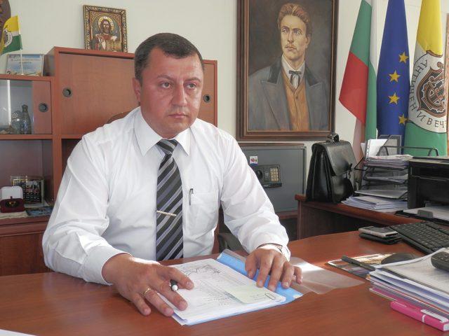 инж. Емануил Манолов, кмет на община Павликени