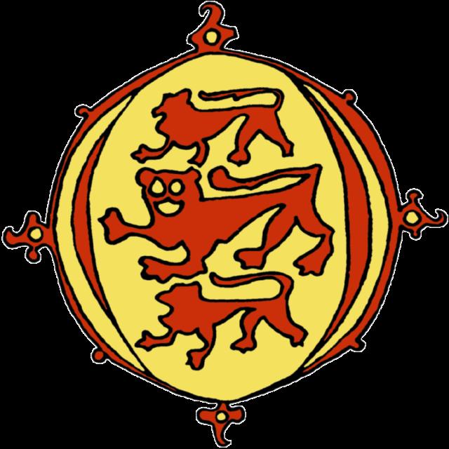 гербът на Второто българско царство