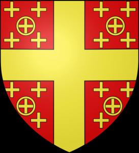 гербът на Латинската империя