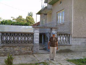 Пилето в родният си край село Росица