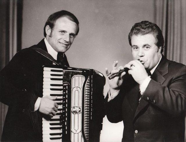 Христо Минчев - Пилето (дясно)