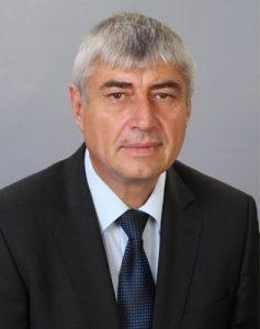 Проф. д-р Пенчо Пенчев, областен управител на Великотърновска област