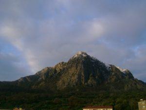 Монте Булгерия, 1,225 m