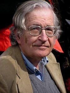 Ноам Чомски - лингвист, филисоф