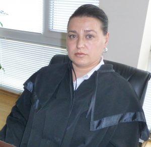 съдия Радка Цариградска - Председател на Районен съд - Павликени