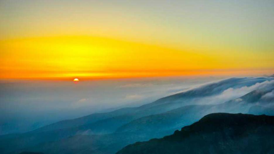 Изглед от връх Мальовица (2,729 м), Рила