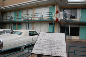 Мотелът Лорейн, в който е убит д-р Мартин Лутър Кинг, днес музей