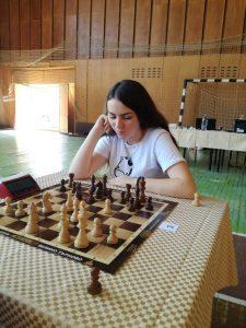 Нюргюл Салимова